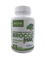 Jarrow Formulas Broccomax 30 mg 60 Veggie Caps EXP 09/2022
