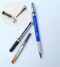 2.0 mm Lead Holder Mechanical Pencil with 2 tubes Pencil Lead Refill