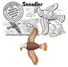 Seeadler -  con  cartina kinder - germania