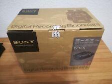 Sony DEV 5  3D&2D Recording Binocular ** NEU  **