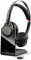 PLANTRONICS B 825 VOYAGER-FOCUS-Wireless UC Headset #202652-01  NEW in BOX