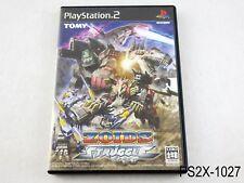 Zoids Struggle Playstation 2 Japanese Import Japan JP PS2 US Seller B
