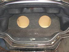 """ZEnclosures 2-10"""" Subwoofer Box for the 2008 & Up Nissan Altima COUPE"""