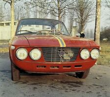 LANCIA Fulvia Coupé Rallye HF, Sport by Zagato - 2/1967 - Italian sales brochure