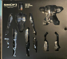 Hot Toys 1:6 RoboCop 3 - RoboCop with Flight Pack Version Figure With Box