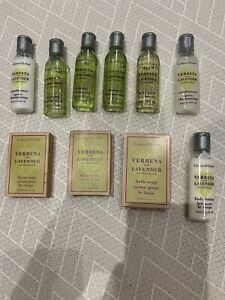 Crabtree And Evelyn Minis X 10 Travel Essentials