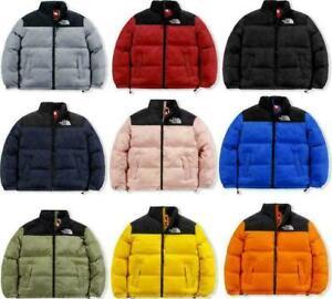 Men Women The North Face Down Jackets Outerwear Winter Warm Puffer Parka Coats