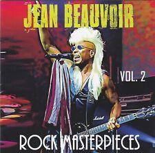 JEAN BEAUVOIR Rock Masterpieces Vol. 2 CD Rock Crown Of Thorns, Voodoo X