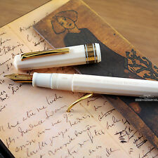 Omas Bibliotheque Nationale Fountain Pen - Broad Nib