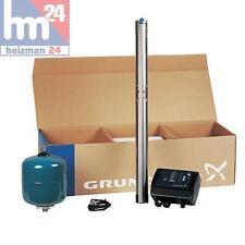 Grundfos Konstantdruck-Wasservers.-Paket 96524501 inkl. Pumpe SQE3-65 m. Zubehör