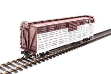 Broadway Limited HO ~ New 2019 ~ 4 Pack ~ Canadian Pacific ~ Wood Stock Car 2686