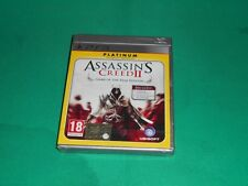 ASSASSIN'S CREED II PLATINUM NUOVO SIGILLATO ITA PSX 3