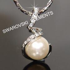 Collane e pendagli di bigiotteria perli oro cristallo