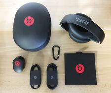 Genuine Beats by Dr. Dre Studio Wireless Over Ear Headphones in Matte Black