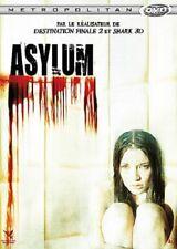 Asylum DVD NEUF SOUS BLISTER