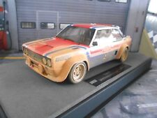 FIAT 131 Abarth Rallye San Remo 1977 Winner #9 Andruet DIRTY V Top Marques 1:18