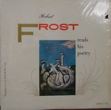 Robert Frost reads his poetry caedmon TV-1060   103016LLE