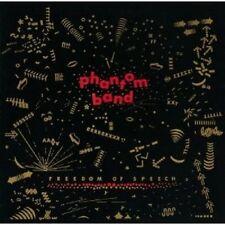 "PHANTOM band ""Freedom of Speech"" CD 10 tracks nuovo"