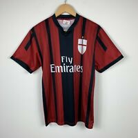 AC Milan Official Jersey Mens Size Small #10 Honda Genuine Product Good Condt