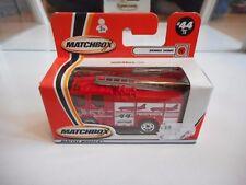 Matchbox Dennis Sabre Fire Truck in Red in Box