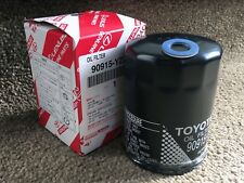 NEW GENUINE TOYOTA COROLLA VERSO 2001 ENGINE OIL FILTER 1.8 FREE SUMP WASHER