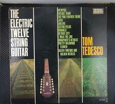 Tom Tedesco – The Electric Twelve-String Guitar (Imperial – LP-9263)