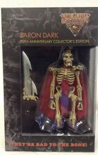 Skeleton Warriors Baron Dark 20th Anniversary Collector's Edition October Toys