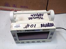 Welch Allyn Propaq Encore 206 EL Patient Monitor with Option 210 206EL #01