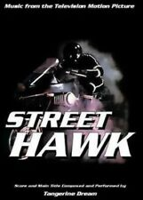 Pre Order - Tangerine Dream - 1984 Streethawk Original Soundtrack - CD