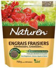 ENGRAIS FRAISIER BIO NATUREN FERTILIGENE GROSEILLIER CASSISSIER ARBUSTRE FRUITS