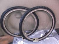 Kenda Skinwall comp III 3 pair Old  Mid New School BMX 20x 1.75