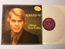Roland W. Monja - Mein Leben - LP 1983 D