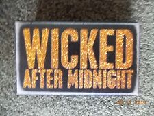 Primitives by Kathy Box Sign-Wicked Ofter Midnight
