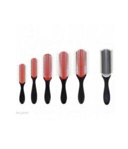 Denman Classic Hairbrushes All Sizes & Styles - D3, D4, D5, D14, D100T