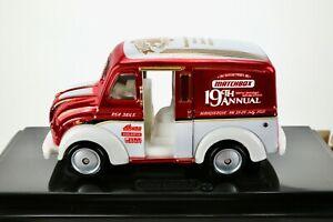 2021 Matchbox Gathering 1948 Divco Milk Truck CHILI RED / DINNER MODEL / 1 of 75