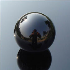 30mm Glass Black Obsidian Sphere Large Crystal Ball Paper Weight