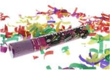 25cm confettis tireur mariage fête poppers air comprimé canon celebration