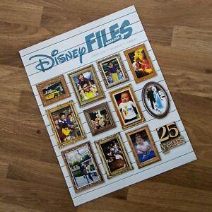 Disney Files Magazine - Spring 2016 Volume 25 No 1 25 Years of DVC