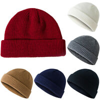 Men Women Winter Billie Eilish Hot Knit Topic Beanie Hat Stretchy Cosplay Cap