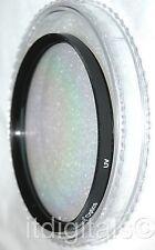 52mm MC UV Multi-Coated Lens filter For Canon EF 28mm 35mm 50mm USM Lenses 52 mm