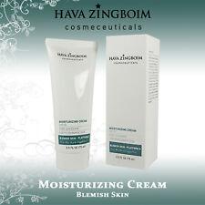 Hava Zingboim Moisturizing Cream Problem Blemish Skin Clogged Pores 2.5oz 75ml