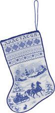 Panna Cross Stitch Embroidery Kit - PR-1479 Christmas Stocking