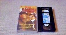 BATTLE OF THE BULGE 70mm Widescreen WARNER UK PAL VHS VIDEO 1993 Henry Fonda WW2
