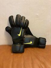 Nike GK Premier SGT RS Promo Goalkeeper Gloves Black Volt Size 9 PGS275-010