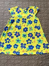 MARIMEKKO girls dress SIZE 128 8 year short sleeve