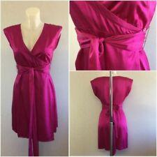 e87a485475 Silk Wrap Dresses | eBay