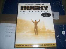 COFANETTO 5 DVD FUORI CATALOGO ROCKY COLLECTION - DIGIPACK