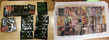 1995 Topps X-Files Series One Two & Premium Trading Cards (3) Promo Cards +MORE