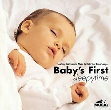 Baby's First: Sleepytime by Various Artists (CD, Apr-2007, St. Clair)