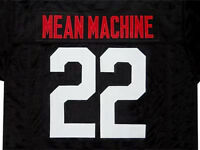 e426c321a MEAN MACHINE  22 LONGEST YARD 1974 MOVIE FOOTBALL JERSEY PAUL CREWE NEW ANY  SIZE